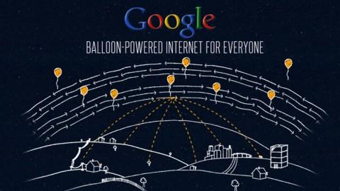 하늘로 뻗은 페이스북 vs 구글 '인터넷' 쟁탈전